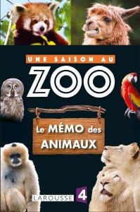 Mémo des animaux : Une saison au Zoo