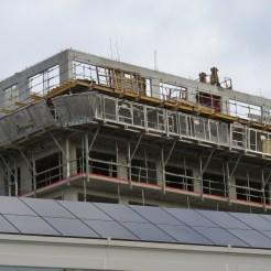 Parc 17, 11° et dernier étage, Bâtiment A, 20 décembre 2014