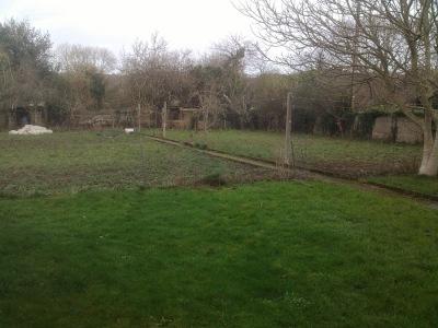Loperhet magnifique terrain à bâtir de 400 m² dans la verdure finistère