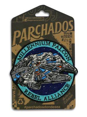 fotoproducto_parchados_patches_s101_empaque_millennium_falcon