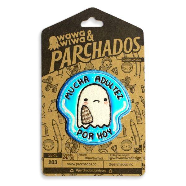 parche_bordado_parchados_fantasma_wawawiwa_empaque