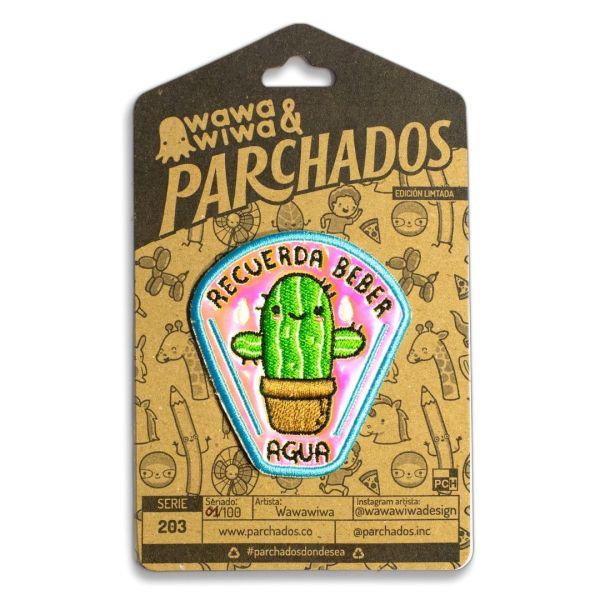 parche_bordado_parchados_recuerda_tornasol_empaque