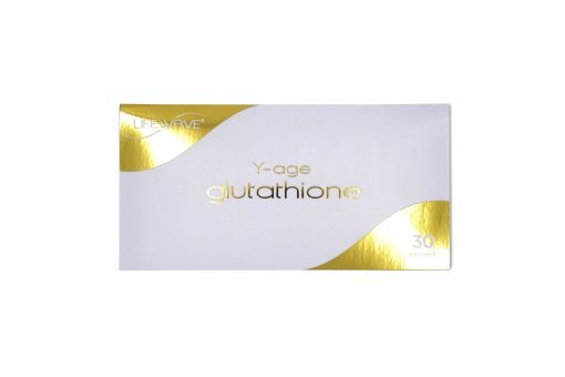 caja parches glutathione lifewave