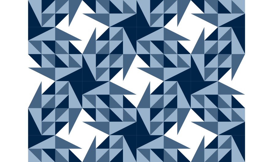 Clarendon Quilt Pattern, now available!