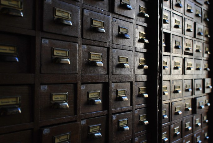 Archival filing drawers