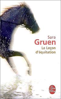 La leçon d'équitation, de Sara Gruen