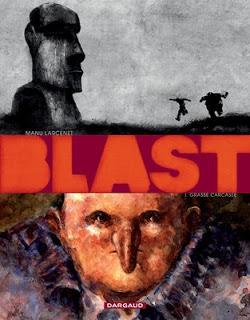 Blast, de Manu Larcenet