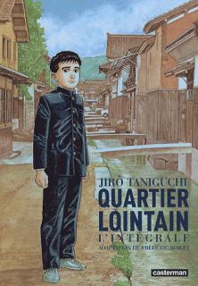 Quartier Lointain, de Jiro Taniguchi