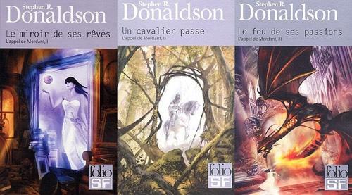 L'appel de Mordant, de Stephen R. Donaldson (trilogie)