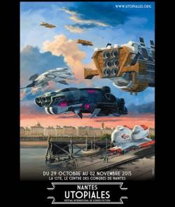 Utopiales 2015, programme !