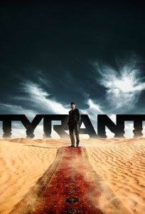 """Adam Rayner stars as Barry Al Fayeed in FX's """"Tyrant,"""" premiering Tuesday, June 24 at 10:00 PM ET/PT."""