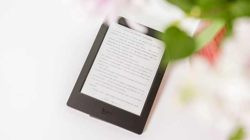 [TAG]Ereader vs book