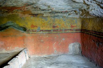 Domenica 2 settembre. Riti e miti degli Etruschi: gli spazi della religione e dei culti