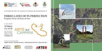 Arte sulla Francigena, presentazione il 25 marzo a Formello
