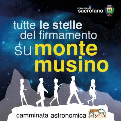 3 maggioTutte le stelle del firmamento di Monte Musino