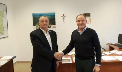 Danilo Casciani direttore del Parco di Veio