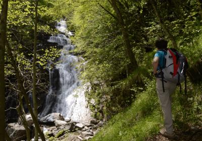 Il weekend delle Cascate dell'Arroscia