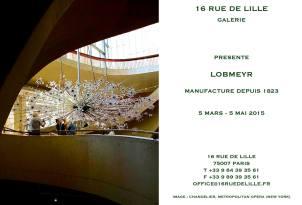 Photo Galerie 16 rue de Lille