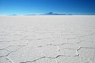 Salar d'Uyuni, le lac de sel - Photo l'Internaute