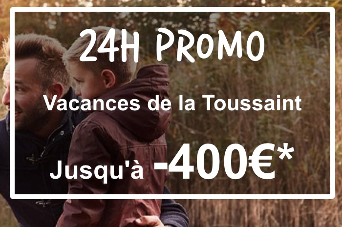 promo center parc vente flash cottage