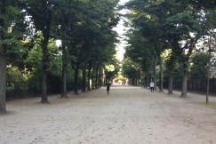 Uma das partes do Champs de Mars!
