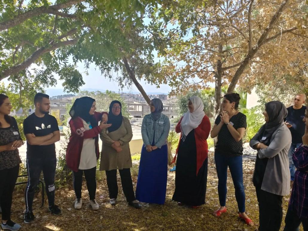 סיורים וסדנאות בחברה הערבית