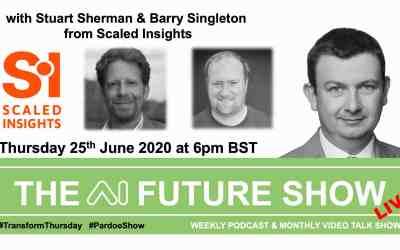 THE AI FUTURE SHOW – Going Live Soon – 6pm