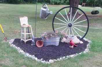 Creating a Temporary Garden