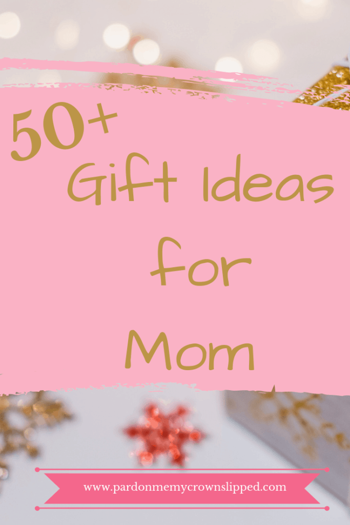 You can't go wrong with these awesome gifts for all kinds of moms. #gifts #presents #holidaygifts #giftgiving #giftsformoms