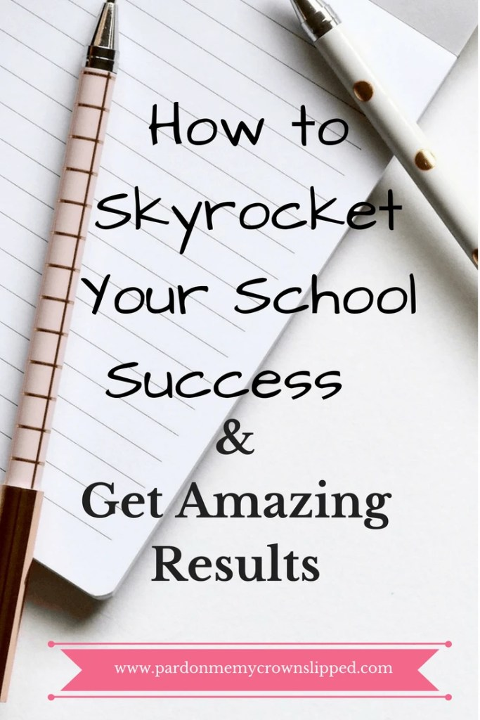 How to succeed in high school and prep for college with these resources and skyrocket the results you want. #teen #highschool #collegeplanning