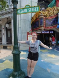 Day 137 - I can, in fact, tell you how to get to Sesame Street ;)