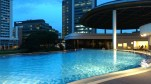 Day 49 - A dip in the UTown pool!
