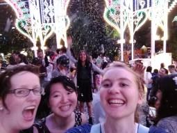 Day 163 - Christmas Wonderland on New Year's!