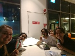 Day 181 - Post lindy hop ice cream :)