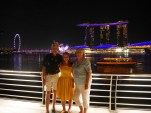 Day 105 - Along the Singapore River.