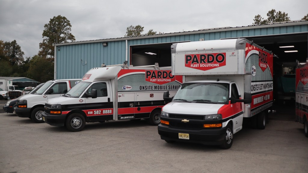 Pardo Fleet Trucks