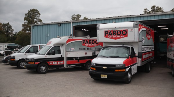 Pardo Fleet Trucks