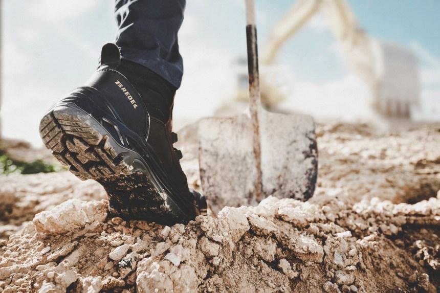 calzado de protección Paredes Seguridad Bota Hammer
