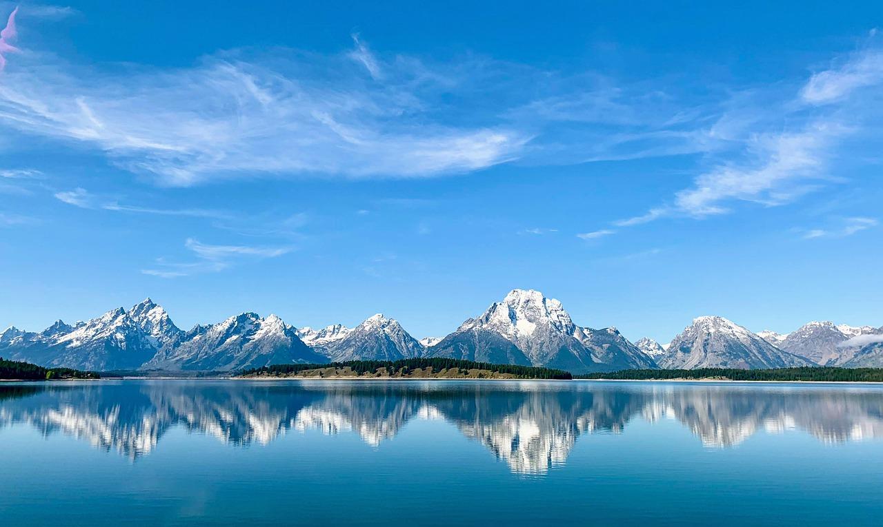 Montagnes et ciel