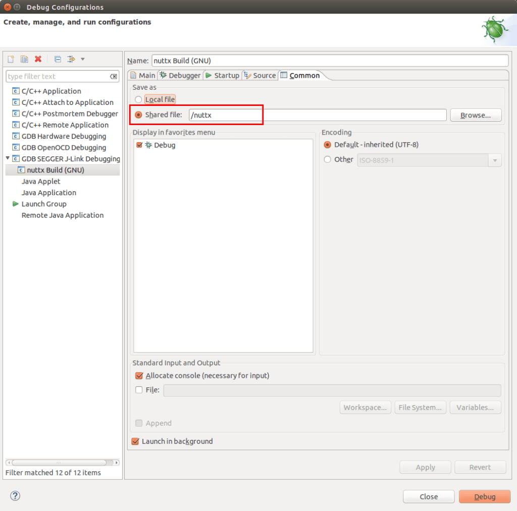 Configure debugging environment for ARM in Ubuntu with