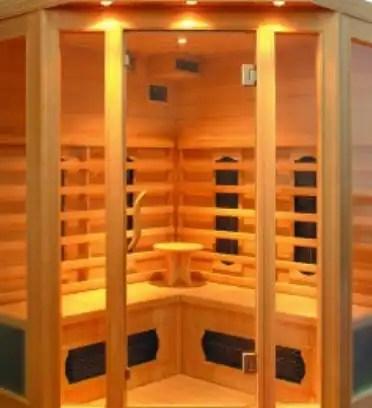 infra rood sauna