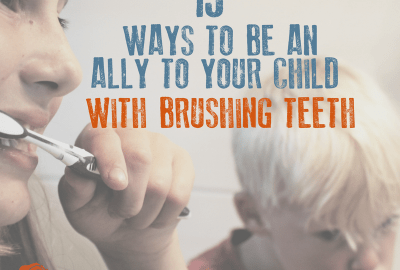 RESPECTFUL PARENTING - TEETH BRUSHING