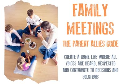 Family Meetings | Parent Allies