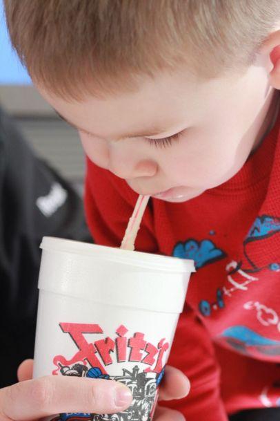 Fritz's Railroad Restaurant Kansas City | Parental Perspective
