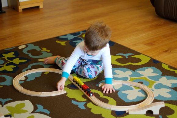 A Review of Ikea's Lillabo Train Set | Parental Perspective