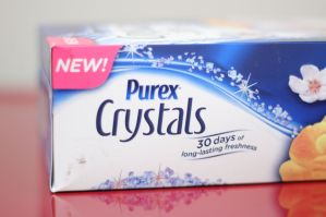 Purex Crystals Dryer Sheets…A Review and Giveaway!