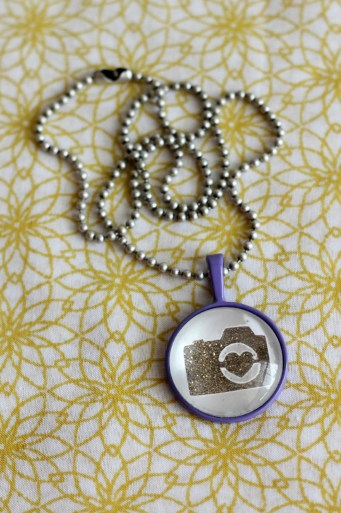 Design your own pendant | Parental Perspective