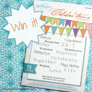 A Peek At Spellbinders Celebra'tions…Plus A Giveaway!