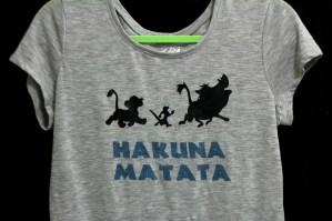No Worries: Hakuna Matata T-shirt