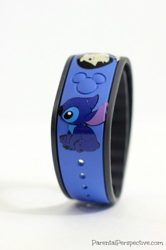 DIY Customized Lilo and Stitch Disney Magic Band